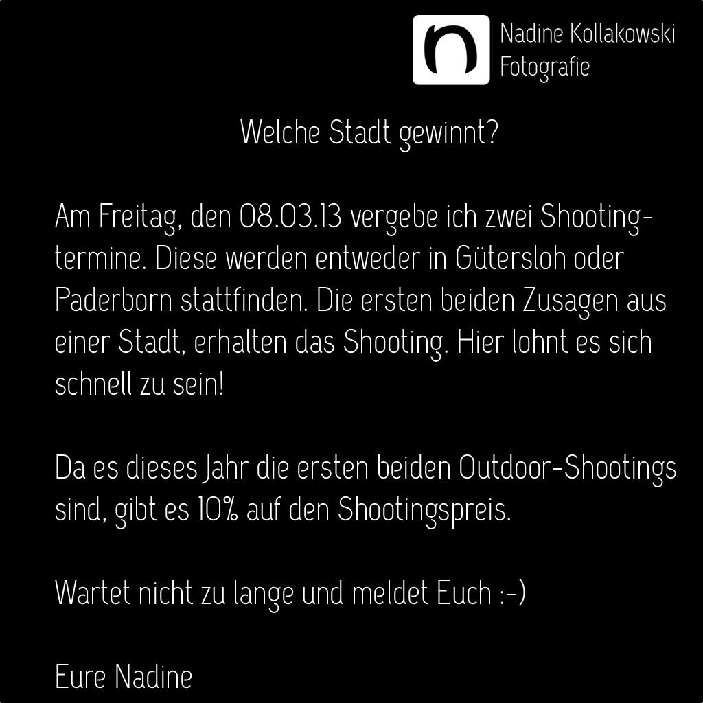 Outdoor Shooting 2