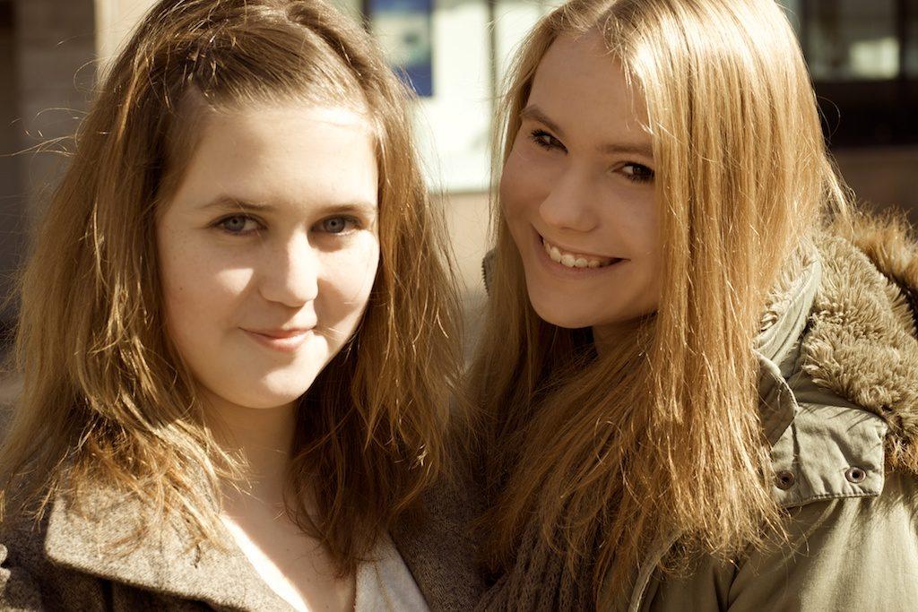 Evgenija & Katharina