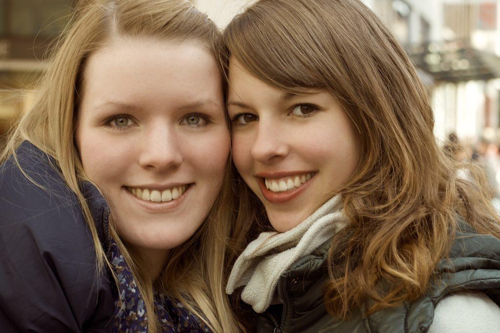 Jarline & Sarah