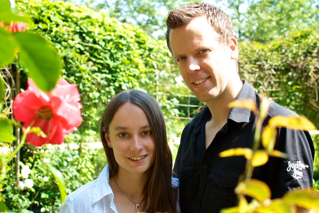 Shooting mit Janine und Daniel