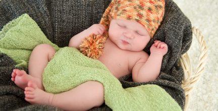 Neugeborene fotografieren