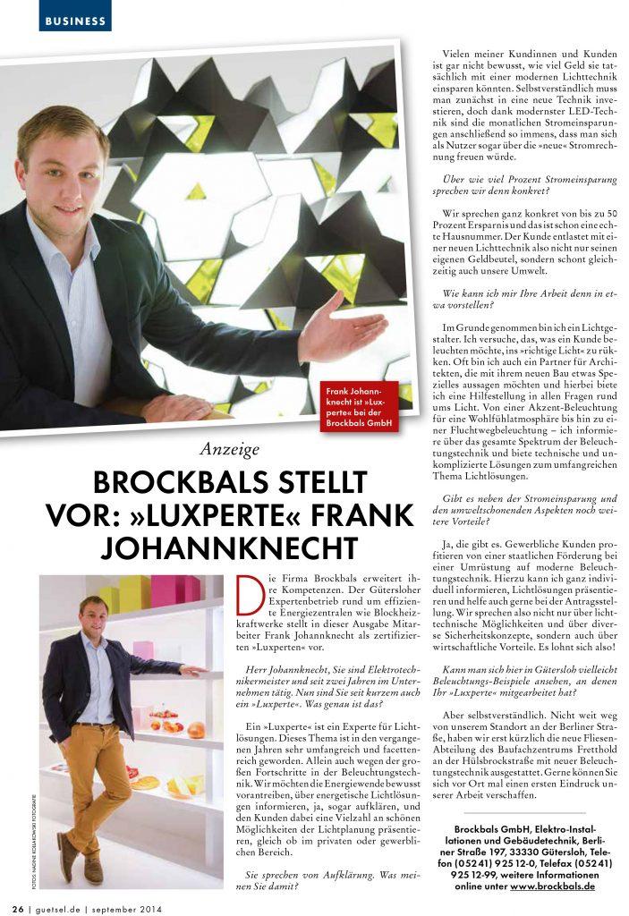 Brockbals