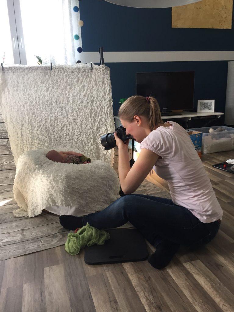 Neugeborene - Fotograf Paderborn
