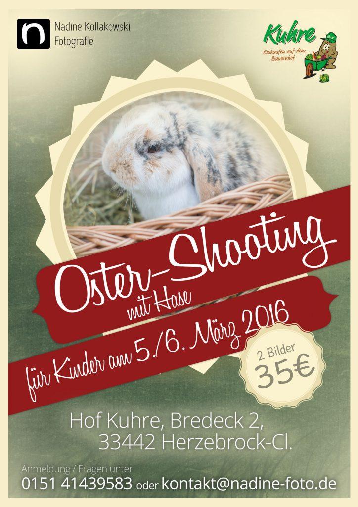 Osterhasenshooting 2016