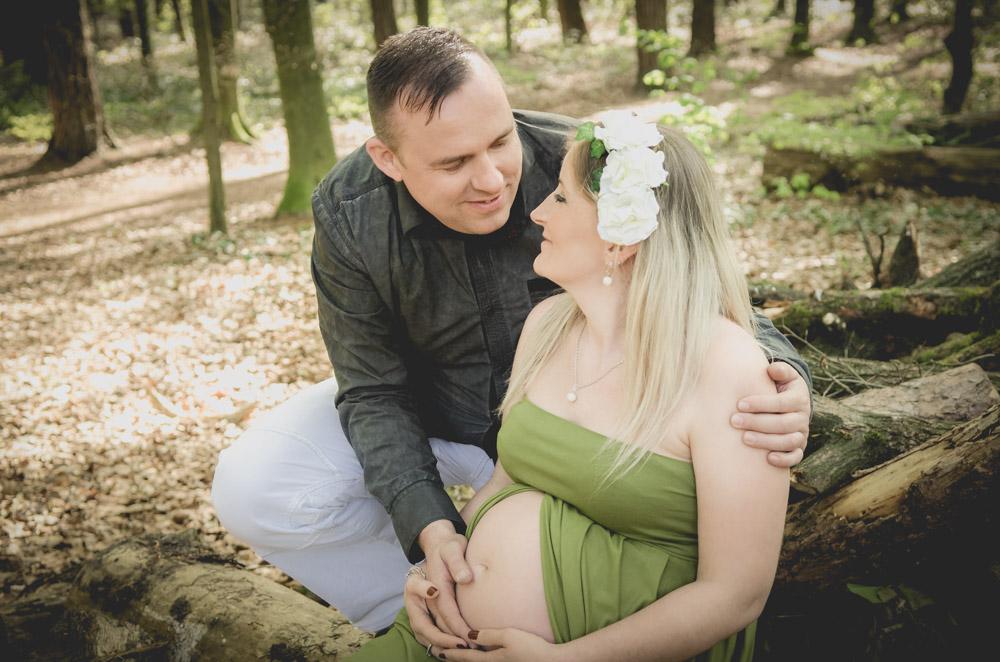 Babybauchshooting mit Joanna