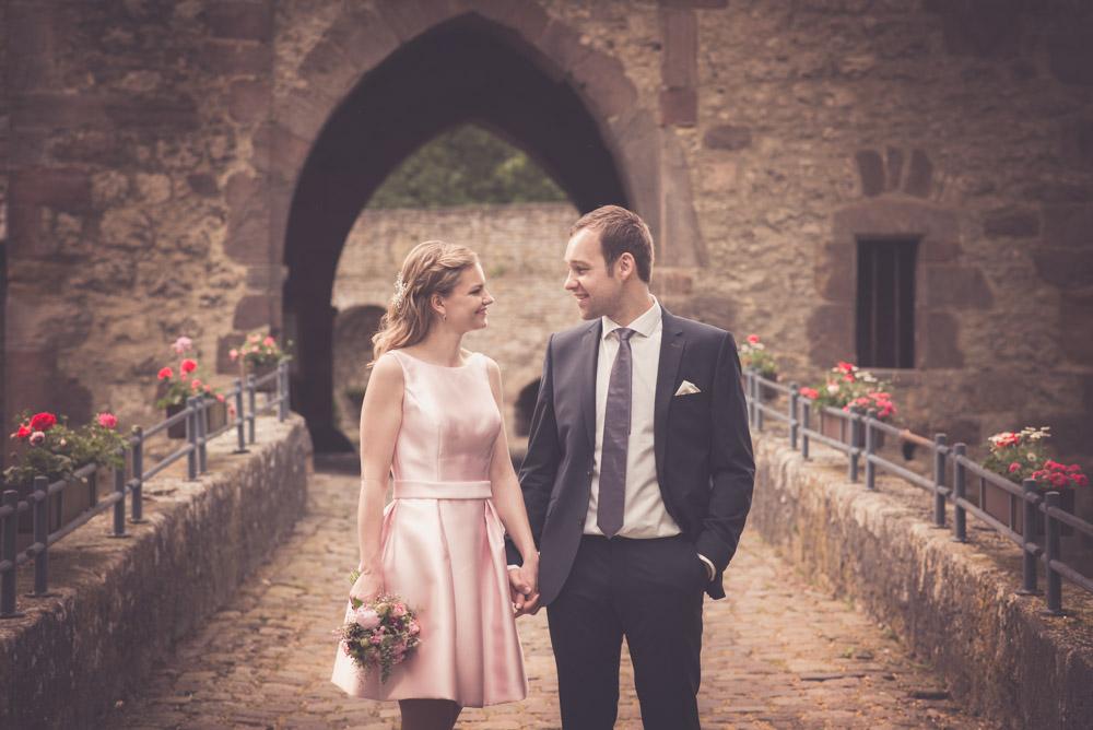Hochzeit Burg Dringenberg – freie Trauung