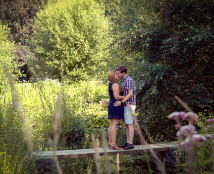 Engagementshooting – Isabel und Christian