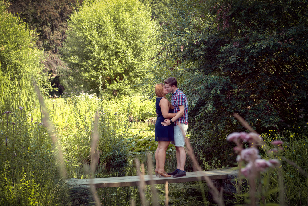 Engagementshooting – Isabel und Christian