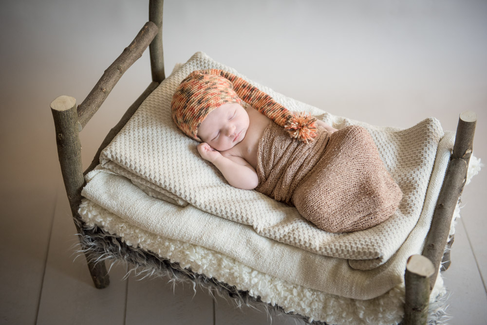 Neugeborenenshooting Isabella, Paderborn