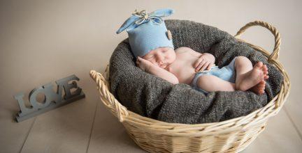 Neugeborenenshooting Keno, Paderborn