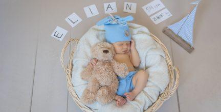 Elian, Babyshooting Bielefeld