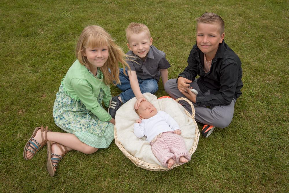 Familienshooting, Detmold