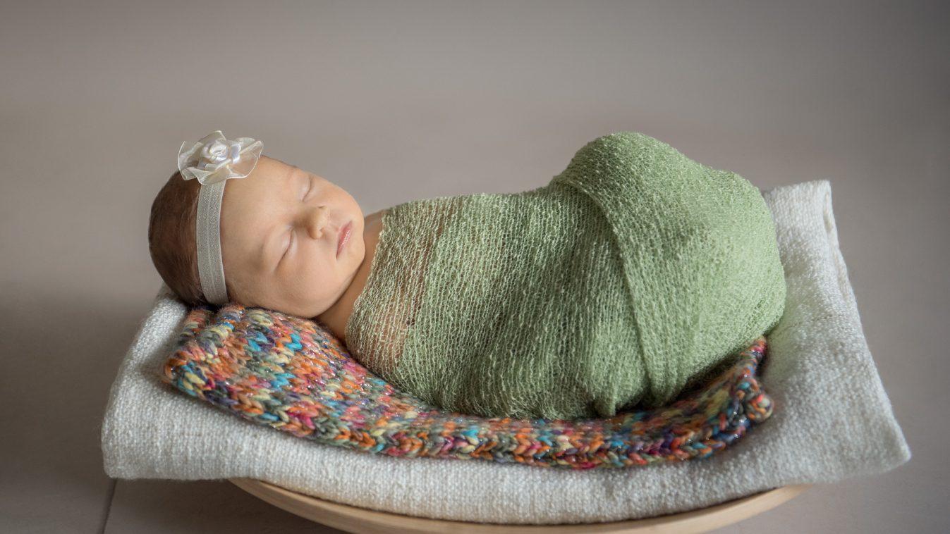 Neugeborenenshooting mit Skadi Liana in Rietberg