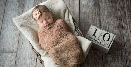Babyshooting Gütersloh mit Lotte
