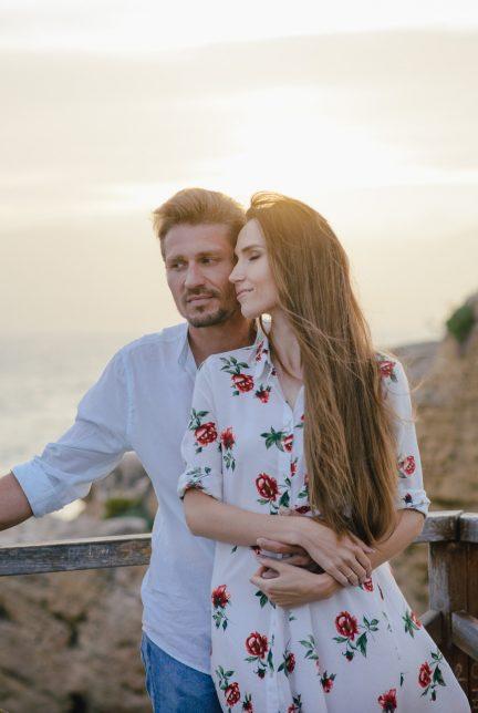 Alena und Marat