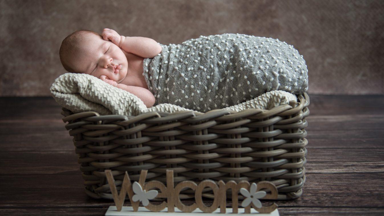 Neugeborenenshooting in Rheda-Wiedenbrück