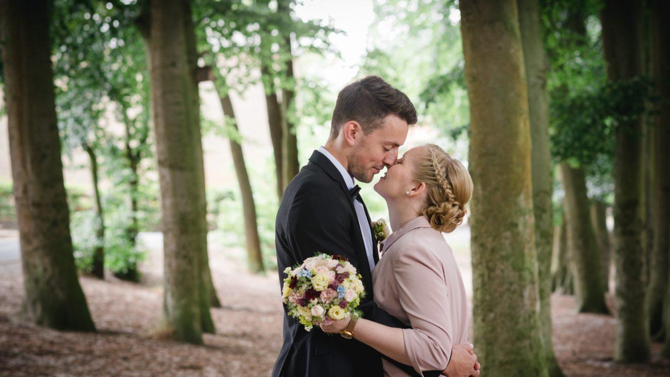 Hochzeit von Kathi und Kevin in Harsewinkel